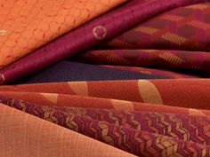Latin for health and wellness, Valetudo™ is a collection inspired by the idea that our surrounding environments - whether it's inside a centuries-old cathedral, underground waiting for a subway or sitting on a park bench - help balance mind, body and spirit. Taking cues from traditional stained-glass designs and hand-crafted artisan tiles, the Valetudo Collection translates these typical hard-surface patterns into the softness of textiles.