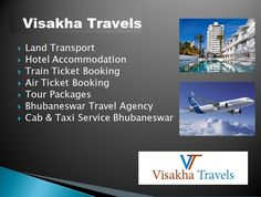 Services that we provide!!  See more at http://www.visakhatravels.com/ #Travelagency‬ #Touroperator‬