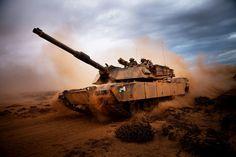 M1A1 Abrams Main Battle Tank