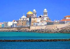 Cadiz, Spain  Can't wait to get back here in March!  Haven't been since 2005 when I lived there :)