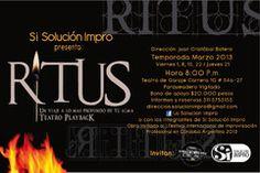 SI Solución Impro presenta Ritus