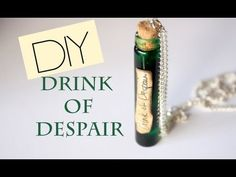 Drink of Despair: Harry Potter Potion Ep. # 12 - YouTube
