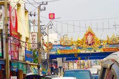 Erlebe Bangkok: Myworldsalad/Bangkok
