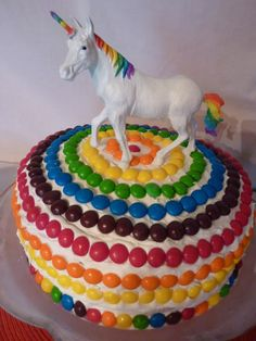 une autre mère: millie's rainbow unicorn party