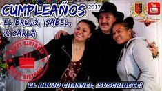 "Próximo Estreno, Domingo 31, 2017. ""Cumpleaños Padrino Román, Isabel y Carla"". No se lo pierdan. https://www.youtube.com/channel/UCsrf7lr50UaBU3LjUtRS-RQ/community?view_as=subscriber"