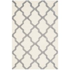 Found it at Wayfair.co.uk - Beacon Falls Hand-Tufted Ivory/Grey Area Rug