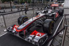 Vodafone McLaren Mercedes Formula 1 Car