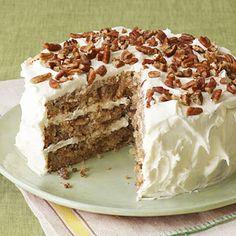 TORTA COLIBRI' (HUMMINGBDIRD CAKE) ~ Le Mille e una Torta di Dany e Lory ♥con ananas ..noci..ricotta