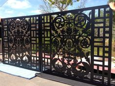 Outdoor Metal Gates   Your feedback is submitted. Thank you for helping us improve! Tell us ...