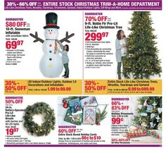 Boscovs Black Friday 2017 Ads and Deals Black Friday Ads, Deal Sale, Christmas Tree, Christmas Ornaments, Garland, Gift Wrapping, Coupons, Holiday Decor, Fabric