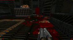 Doom 2 Sapphire with Insanitys Brutalitys Jrmyxd Arsenal Black Metal