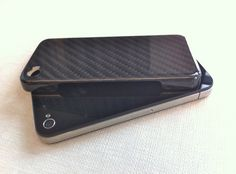 World's Best Carbon Fiber iPhone 4S Case. It is the strongest and thinest case on the market. Available exclusively from CARBONMINI.