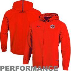 Under Armour Auburn Full Zip Performance Jacket