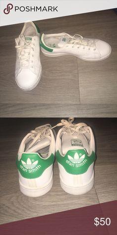 Stan Smith Adidas sneakers Unisex Adidas Stan Smith sneakers. 6.5 men's, 8.5 women's. adidas Shoes Sneakers