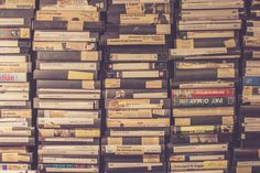 VHS tape lot wallpaper, stack of assorted-title cases, video, vintage, film Vhs Cassette, Vhs Tapes, Retro Images, Vintage Images, Where To Recycle, Vintage Desktop Wallpapers, Donation Sites, Movie Projector, Neon Wallpaper