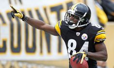 f8f8d54c69f Antonio Brown issues apology to ESPN writer he threatened. Cincinnati  BengalsPittsburgh SteelersPittsburgh ...