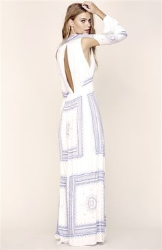 Yay! The Jetset Diaries Santorini Dress