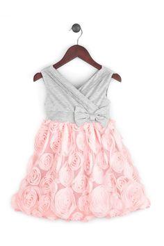 Fanny Rosette Dress