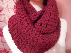 Soft Chunky Infinity Scarf  Neck Warmer  Accessory by NKnitting, $40.00