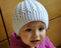 Image result for free patterns baby hats knitting