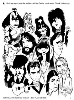 TOUCH this image: Meet the Rock and Roll Hall of Fame Class of 2014 by Chris Morris The Rock, Rock And Roll, Chris Morris, Linda Ronstadt, Peter Gabriel, Scene, Meet, Image, Touch