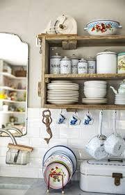 Bildresultat för hylla kök lantlig