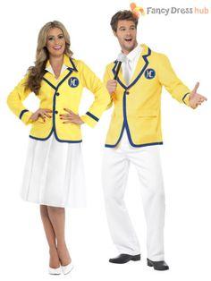 Hi-De-Hi-Holiday-Camp-Helper-Ladies-Mens-Adults-Host-Fancy-Dress-1980s-Costume