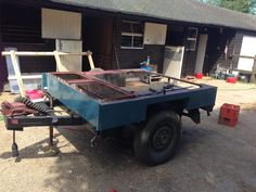 Tub back on the chassis Ping Pong Table, Tub, Restoration, Kitchen, Home Decor, Bath Tub, Cooking, Decoration Home, Room Decor