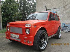 Lada Niva ...... ГАЗ or Го́рьковский автомоби́льный заво́д), ........................ #Russia #Off #Road #Lada #NIVA