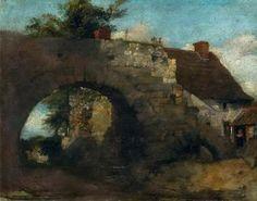 Newport Arch, Lincoln - (Peter De Wint)