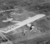 28 April 1927 First flight of the Spirit of St Louis #flighttest