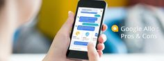 Say Hello to #GoogleAllo : An Al-powered Smart #messaging App