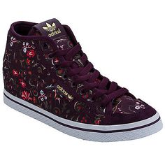 low priced d6093 5e869 Mujeres Adidas Originals Miel Up Zapatillas  s en Merlot de obtener la  etiqueta