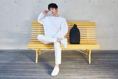박보검 광고 만다리나덕 지면 2017.01 (8)