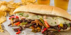Best Philly Cheesesteaks Recipe - How to Make Philly Cheesesteaks