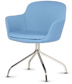 Norma Tub Chair - Product Page: http://www.genesys-uk.com/Norma-Tub-Chair.Html  Genesys Office Furniture Homepage: http://www.genesys-uk.com  The Norma Tub Chair is a an elegant armchair perfectly suited to offices or waiting areas.