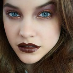 Barbara Palvin Makeup - Hollywood Actresses  IMAGES, GIF, ANIMATED GIF, WALLPAPER, STICKER FOR WHATSAPP & FACEBOOK