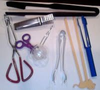 tools that develop separation of 2 sides of the hand