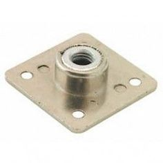 Platte river 893673 hardware table assembly hardware straight square mounting plate furniture legstable watchthetrailerfo