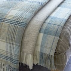 I love the Herringbone Throw from Barker and Stonehouse - I think they have stopped selling it though