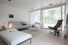 Ennakko-8 Dining Bench, Sofa, Living Room, Mj, Interior, Basement, House, Furniture, Home Decor