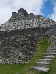 Cayo, Belize - Xanantunich Maya Ruins