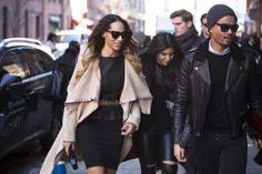 They Are Wearing: New York Fashion Week Fall 2014 - Slideshow - WWD.com