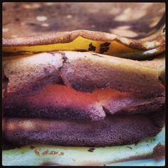 Quoi de plus simple que des crêpes maison pour le goûter #cuisine #faitmaison #crêpe #goûter