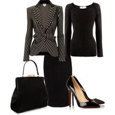 15 Fashionable Outfit Ideas for Work