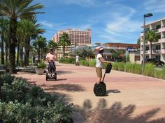 Segway tour Clearwater Beach: Video