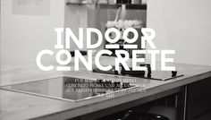Indoor - Concreto Indoor, Design, Material Properties, Oak Tree, Shelf, Products, Interior, Design Comics