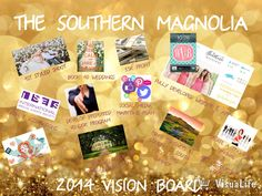2014 plans!!! Wedding Event Planner, Wedding Events, How To Plan, How To Make, Magnolia, Special Events, Social Media, Wedding Organizer, Magnolias