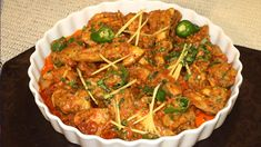 Indian Chicken Recipes, Indian Food Recipes, Asian Recipes, Healthy Recipes, Chicken Karahi Recipe Pakistani, Malai Chicken, Desi Food, Meals For The Week, Great Recipes