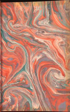 marbled front endpaper.1911 (title not found)